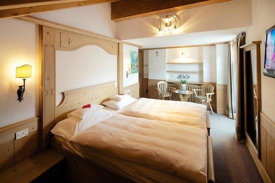 Bivio Hotel: Balcony Double Room