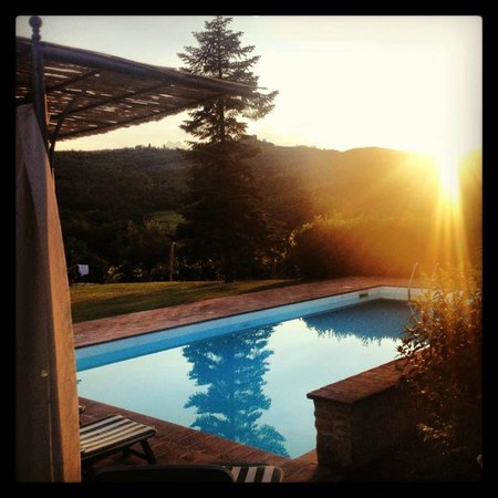 La Collina: Pool