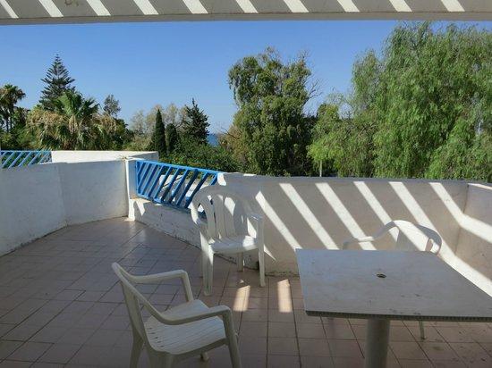 Residence la Paix : Terrasse