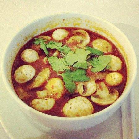 Thai Pothong: Tom Yum Mushroom
