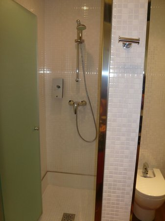Sercotel Asta Regia Jerez Hotel: La ducha
