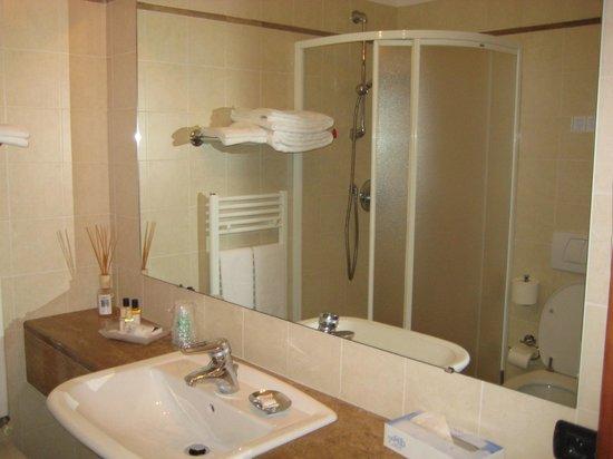Hotel Gabriella : Bagno