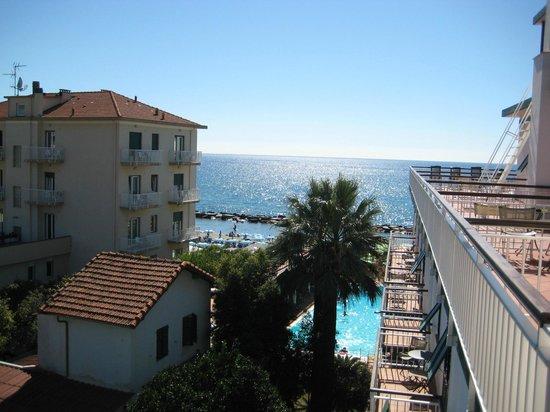 Hotel Gabriella: Vista dalla camera