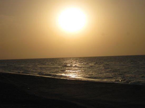 Hargeysa, โซมาเลีย: Berbera Beach Sunset