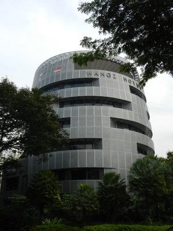 Wangz Hotel: esterno