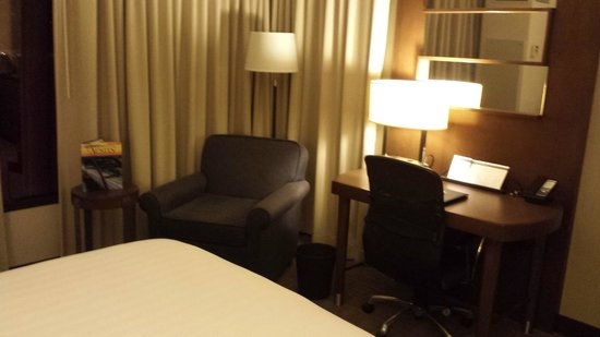 Hyatt Regency Austin: Room