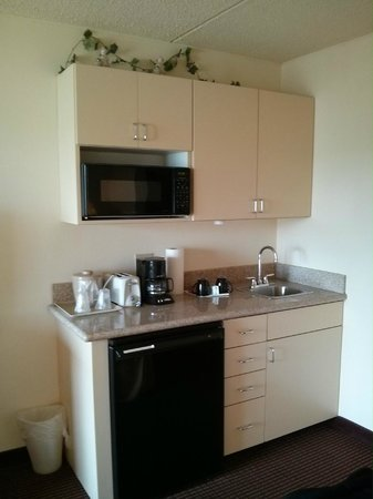 Harbor Shores on Lake Geneva: Kitchenette