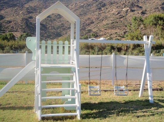 Dionysos Seaside Resort: petit jeu pour enfant