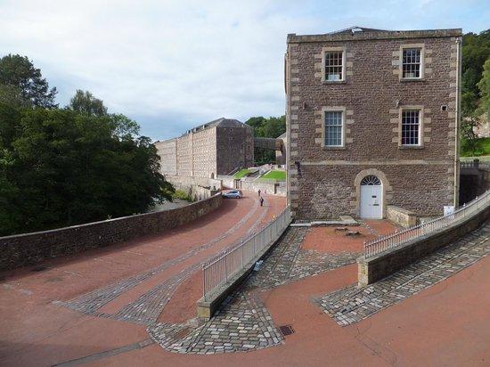 New Lanark Mill Hotel: New Lanark