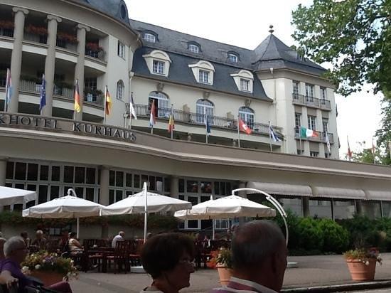 PK Parkhotel Kurhaus: Kurhaus Bad Kreuznach