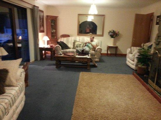 Mo Dhachaidh Guest House: Lounge area