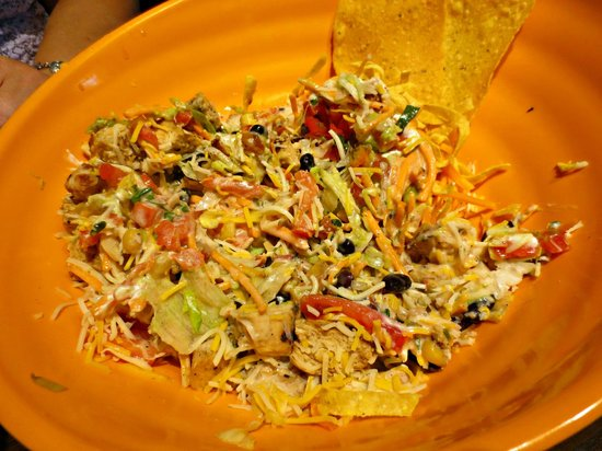 Lime Fresh Mexican Grill: Taco Salad
