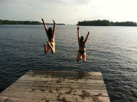 Migis Lodge: Lake Sebago