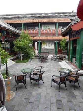 Beijing Ron Yard Hotel : Hotel Ron Yard Pekin