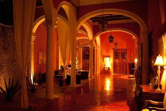 Hotel Hacienda VIP : Lobby