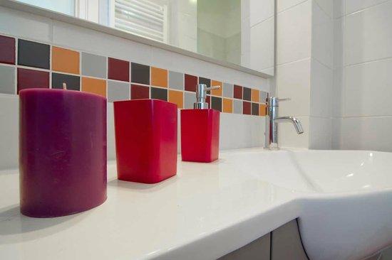 Capo d'Africa 4 Bed & Breakfast: Bathroom