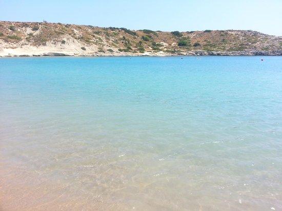Marathon Hotel: limanaki beach