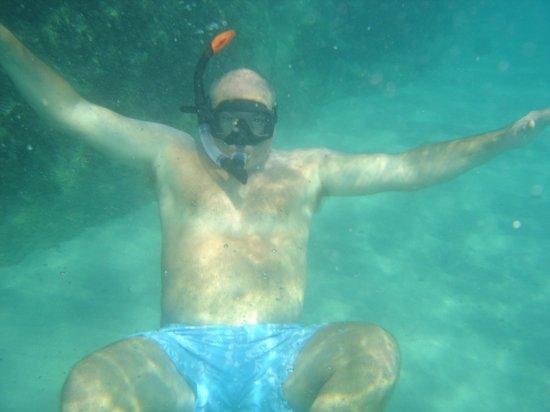 Damanse Hotel: il mare (senza fiato)