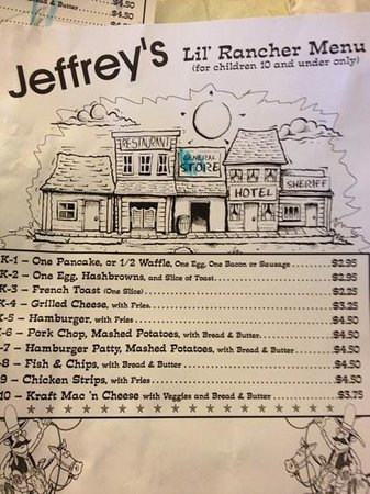 ‪Jeffrey's Restaurant‬