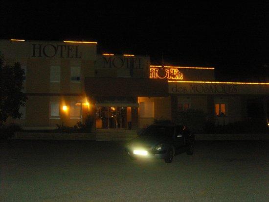 Hotel des Mosaiques: C'est féerique