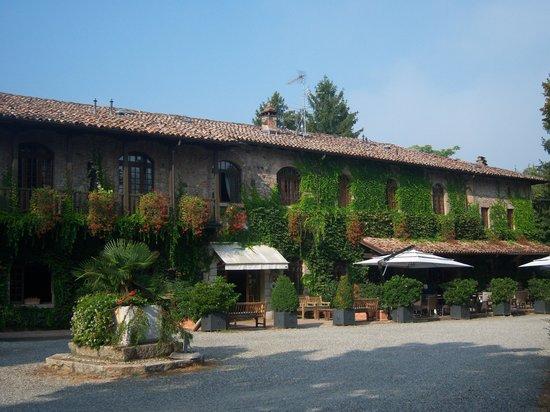Gazzola, Ιταλία: Scorcio