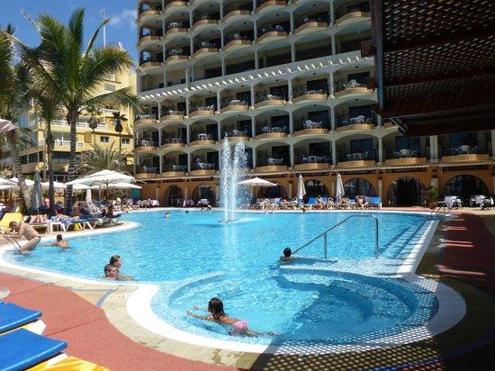 Dorado Beach Hotel Gran Canaria Review