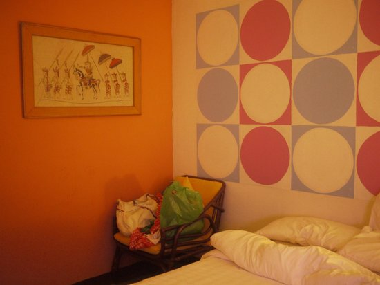 Sawasdee Sukhumvit Inn: 部屋(アゴダで予約)