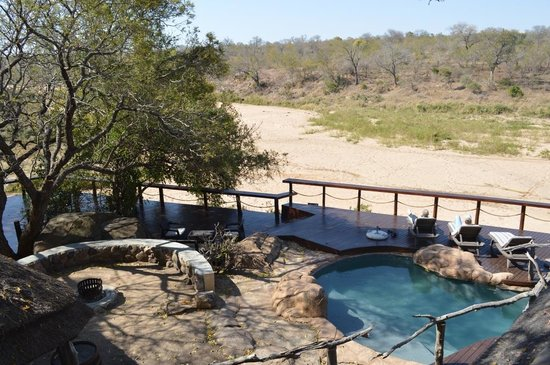 Jock Safari Lodge: Lodge