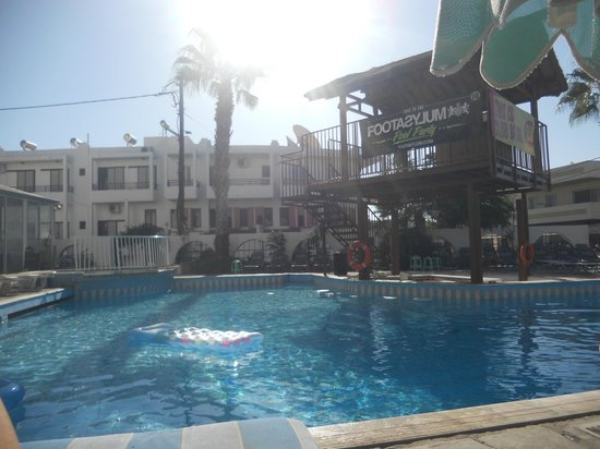 Seva Hotel & Swimming Pool : Hotel Pool