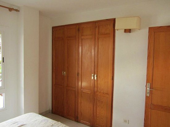 Apartamentos Centrocancajos: Bedroom