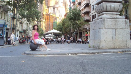 Hotel Catalonia Sagrada Familia: В 10 минутах от отеля