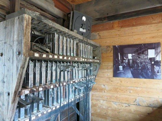 Atlas Coal Mine National Historic Site: 何かよく覚えていない。