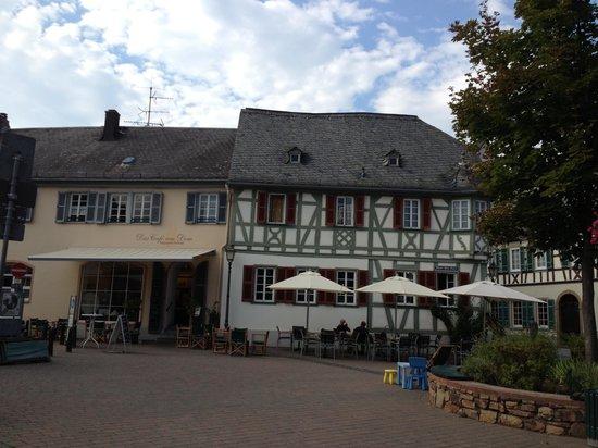 Das Cafe am Dom: Das Café am Dom