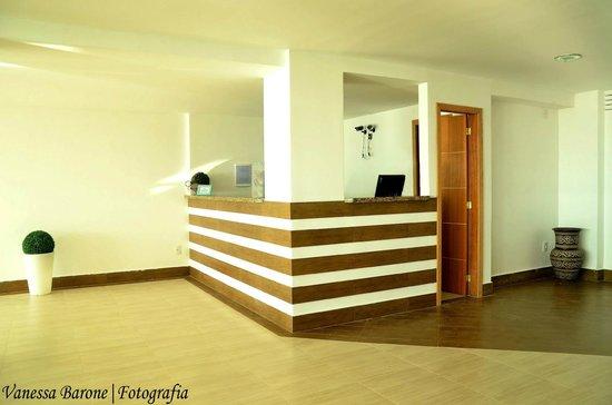 Hotel Balneario Cabo Frio: Recepção