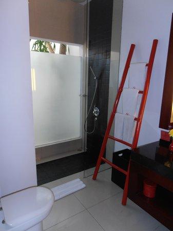 Kamar Kamar Rumah Tamu: shower