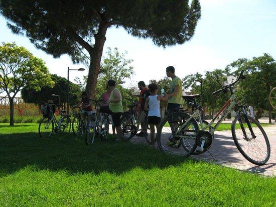 Passionbike: Turia Tour - Prima sosta (12-08-2013)