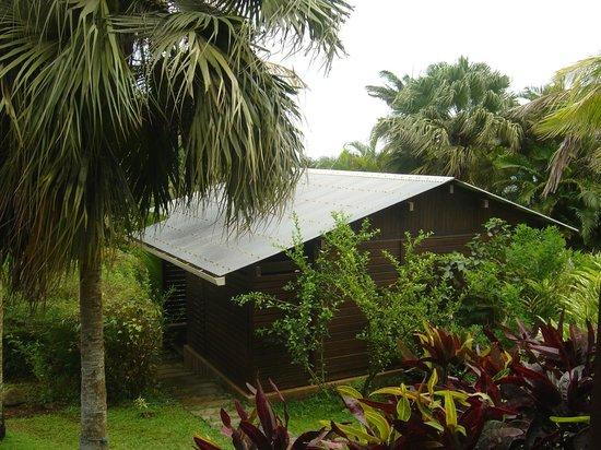 Piton Bungalows : Un bungalow
