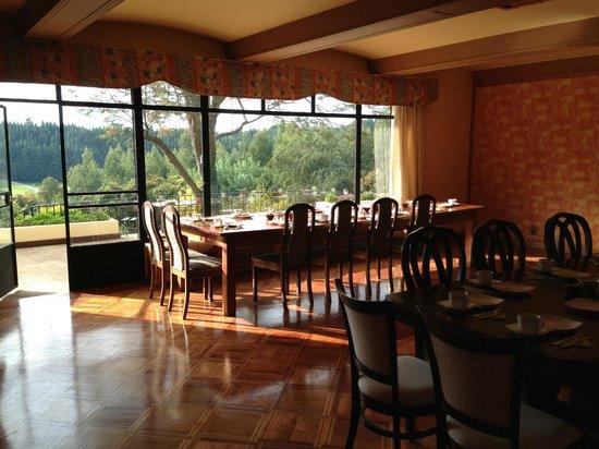 Santuario Patagonia Hotel Boutique : Once para capacitación