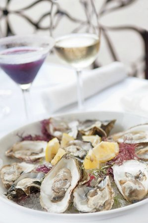Donovan's Prime Seafood: Sample some of the finest oysters in the world.