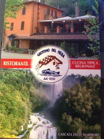 Ristorante Grottino Del Nera: 5