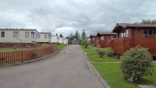 Lochy Holiday Park : park