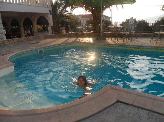 Villa Katarina: La piscina dell'hotel