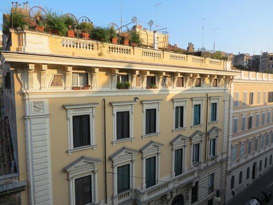 Raffaello Hotel : View from our room!
