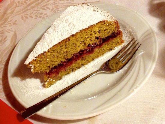 Walde Alm: Torta di grano saraceno