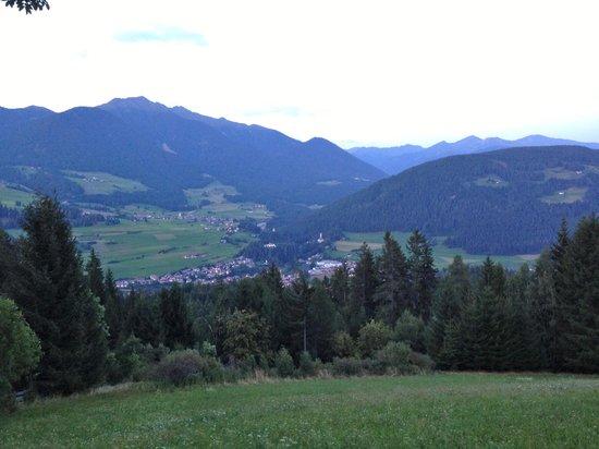 Walde Alm: panorama