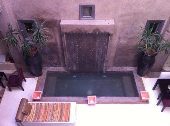 Riad Dar One: Plunge Pool