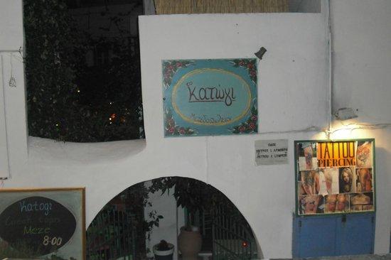 Katogi: da fuori