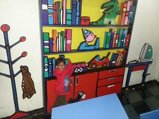 Museo de los Ninos (Children's Museum): en una de las salas de juego
