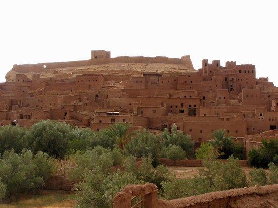 Nomade Life: La Kasbah Ait Ben Haddou, patrimonio dell'Unesco