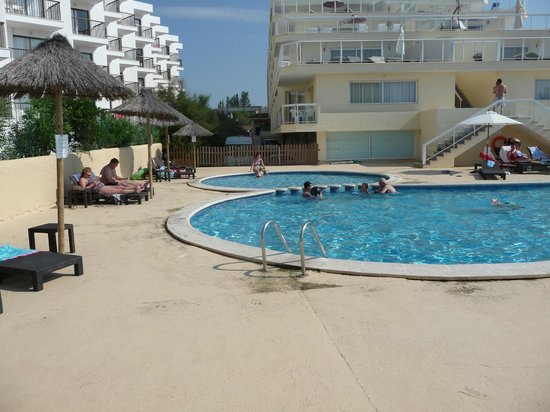 Pool Picture Of Marina Palace By Intercorp Hotel Group Port D 39 Es Torrent Tripadvisor